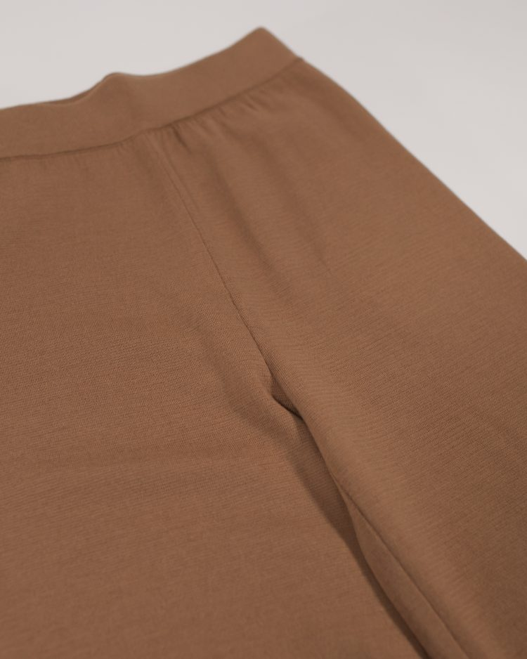Drome Knit Wool Pants Camel